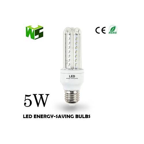 ΛΑΜΠΑ ΜΕ LED 230V 5W E14 COOL WHITE SMD