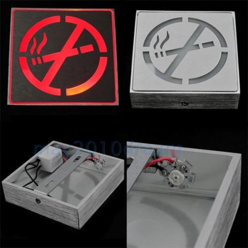 ΠΙΝΑΚΙΔΑ LED ΑΛΟΥΜΙΝΙΟΥ 1W SMOKING