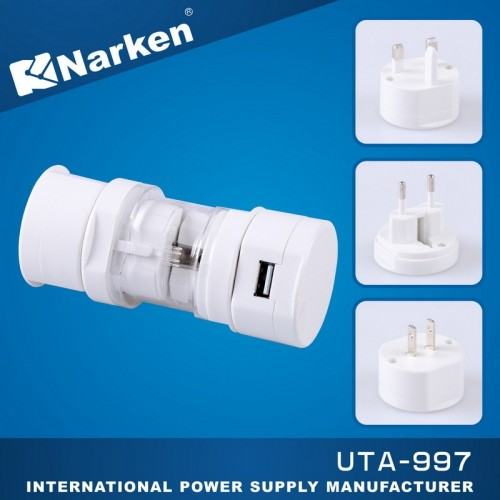 ADAPTOR INTERNATIONAL UTA-997