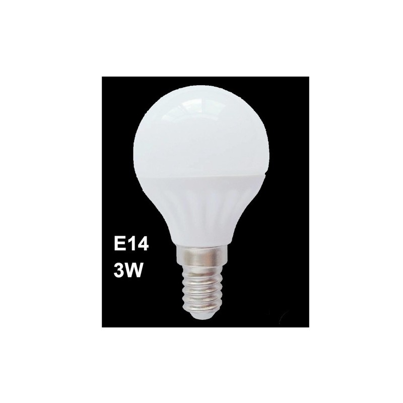 LED-BULB-3W E14