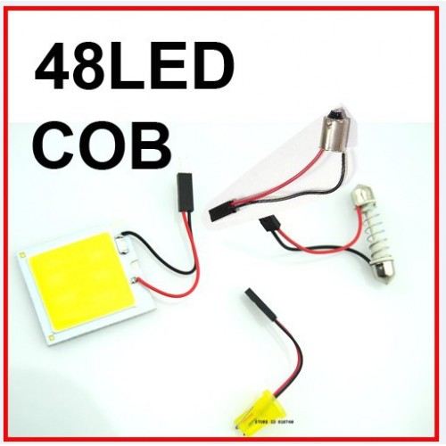 48-LED-COB LED BULBS