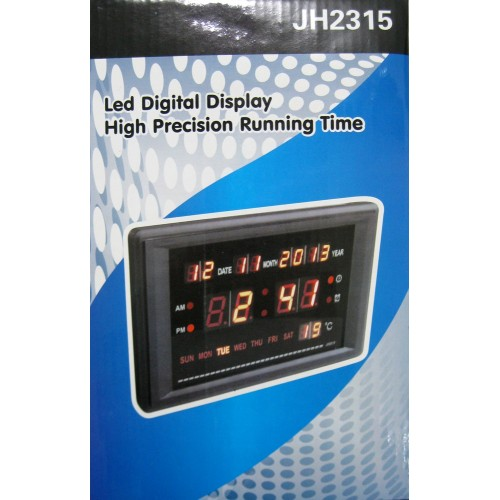 LED DIGITAL DISPLAY - TEMPERATUR