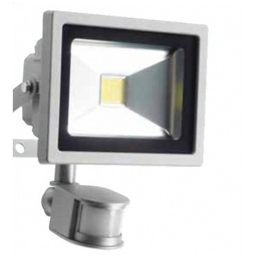 20W LED Flood Light PIR Sensor