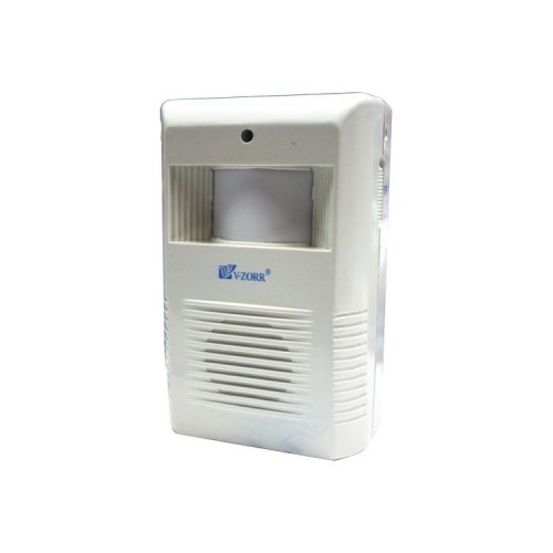 Electronic Guest-Saluting Doorbell(White)