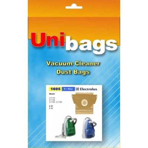 1605 - Unibags  ELECTROLUX