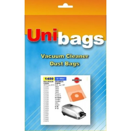 1450 - Unibags  ELECTROLUX