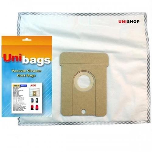 Dust bag for AEG-Electrolux TC120 - Microfiber (5bags, 1 filter)