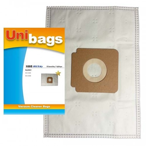 1005 - Unibags  BLUESKY ΣΑΚΟΥΛΕΣ ΓΙΑ ΣΚΟΥΠΕΣ
