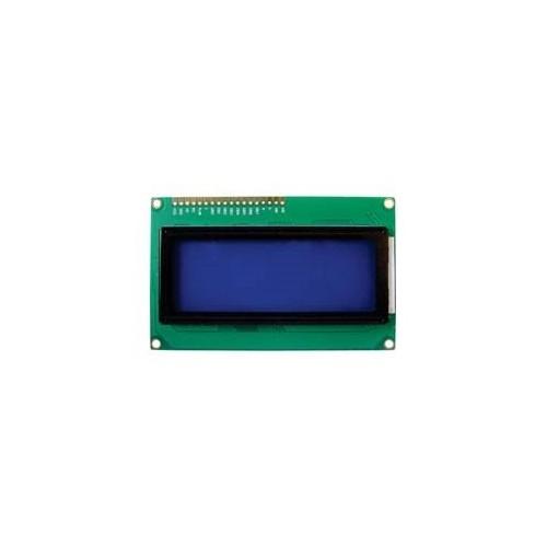 DISPLAY LCD CHARACTER 4X20 ΜΕ ΦΩΤΙΣΜΟ ΜΠΛΕ