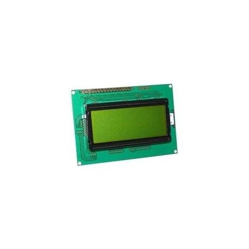 DISPLAY LCD CHARACTER 4X16 ΜΕ ΦΩΤΙΣΜΟ ΠΡΑΣΙΝΟ