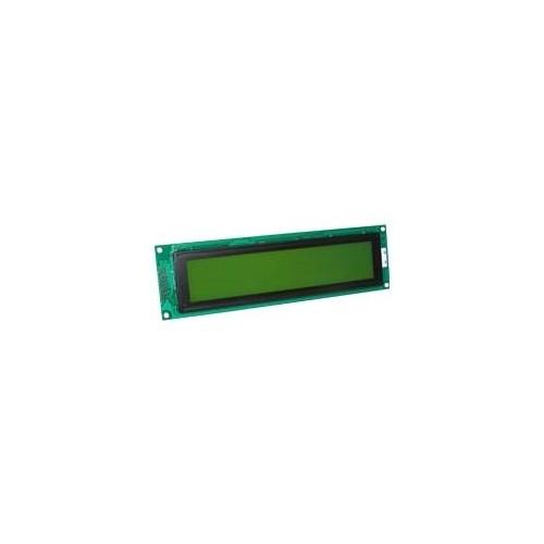 DISPLAY LCD CHARACTER 2X20 ΜΕ ΦΩΤΙΣΜΟ ΠΡΑΣΙΝΟ