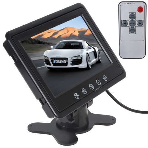 "TFT 9\"" LCD COLOR MONITOR"
