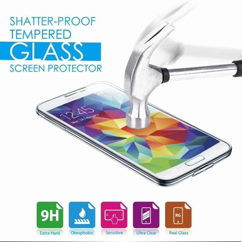 Samsung S5 - Tempered Glass ΤΗΛΕΦΩΝΙΑ