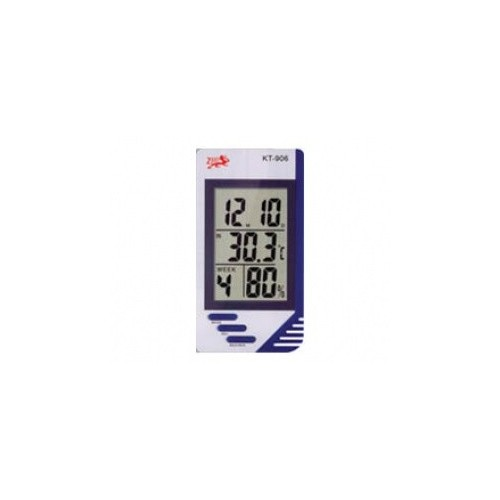 Digital Thermometer humidity meter KT906