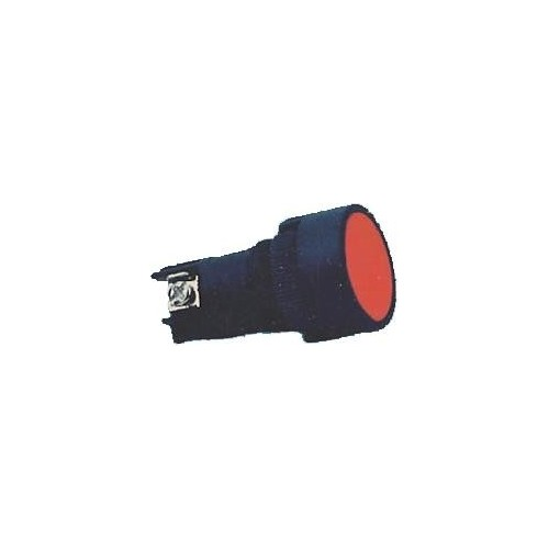 FLUSH BUTTON Φ22 3 CONTACTS RED (PB2210) EA145 XND