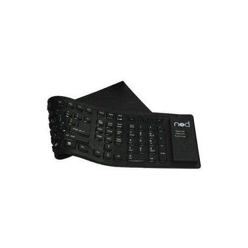 Flexi Keyboard (black) USB