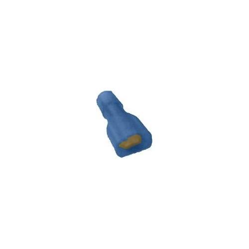 ΑΚΡΟΔΕΚΤΗΣ FASTON ΠΛΑΚΕ ΜΟΝΩΜΕΝΟΣ ΑΡΣ. 6,4mm ΓΙΑ ΑΓΩΓΟΥΣ 2,5mm
