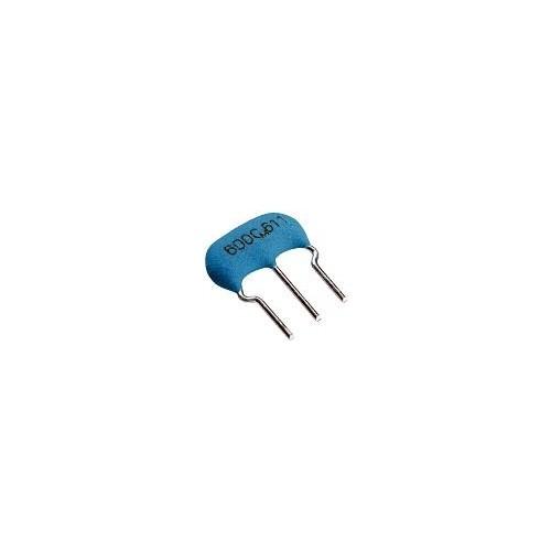 CERAMIC RESONATOR 4 MHz 3 PIN