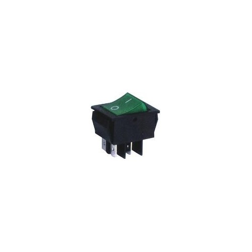 ROCKET SWITCH ON-OFF 250V 16A 4PIN 230V