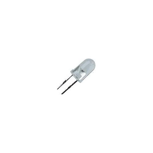 LED ΥΨΗΛΗΣ ΦΩΤΕΙΝΟΤΗΤΟΣ ΛΕΥΚΟ 5mm