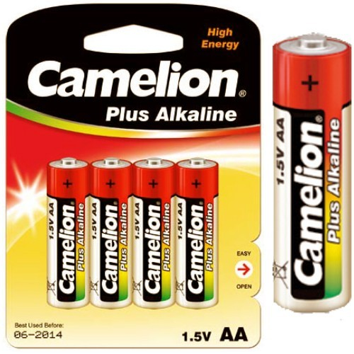 Alkaline Battery 1.5v AA