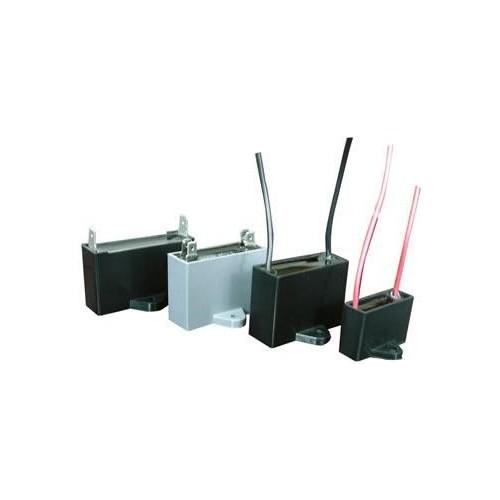 Работен кондензатор, 450VAC, 4uF, 65°C, с кабел, CBB61