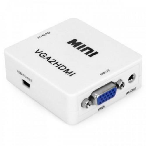 ΜΕΤΑΤΡΟΠΕΑΣ VGA ΣΕ HDMI - FTT14-005