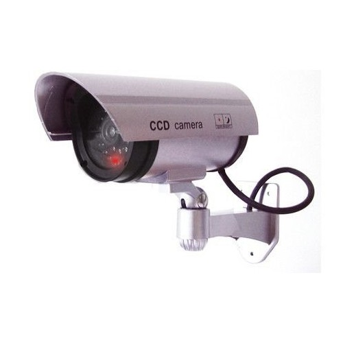 Dummy Security Cameras can be used to augment your existing security system
