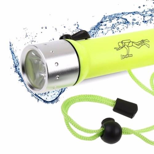 ΥΠΟΒΡΥΧΙΟΣ ΦΑΚΟΣ Cree Q3 3W LED Diving Flashlight
