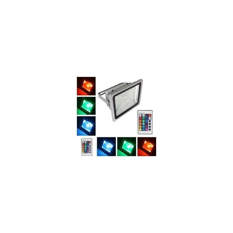 FLOODLIGHT RGB 50w  ΦΩΤΟΡΥΘΜΙΚΑ