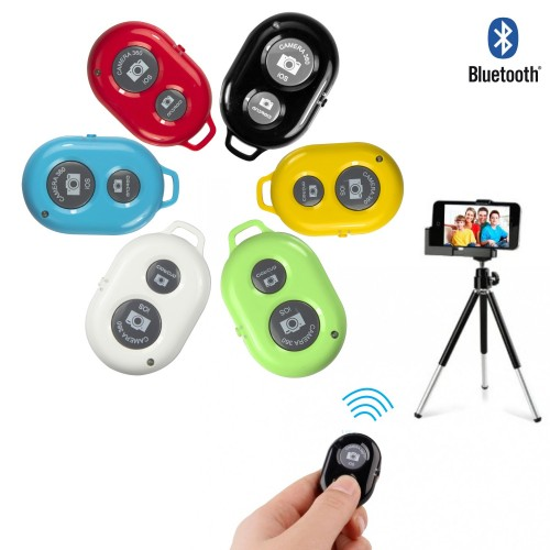 Bluetooth Selfie Remote Shutter ΤΗΛΕΦΩΝΙΑ