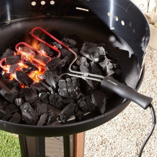Electric Barbecue Starter