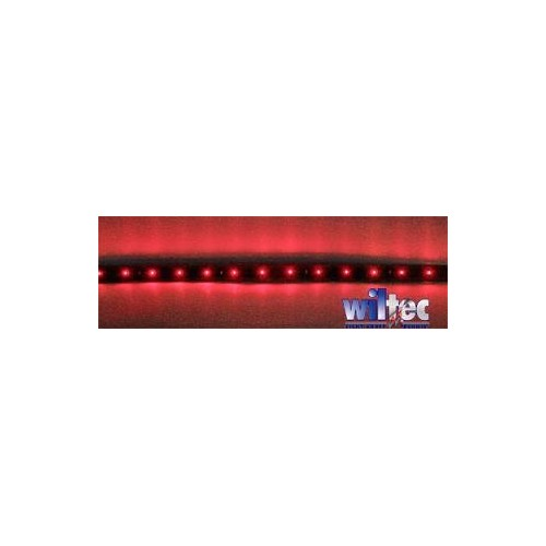LED STRAP 60CM ΑΥΤΟΚΟΛΛΗΤΟ 3Μ 30LED RED