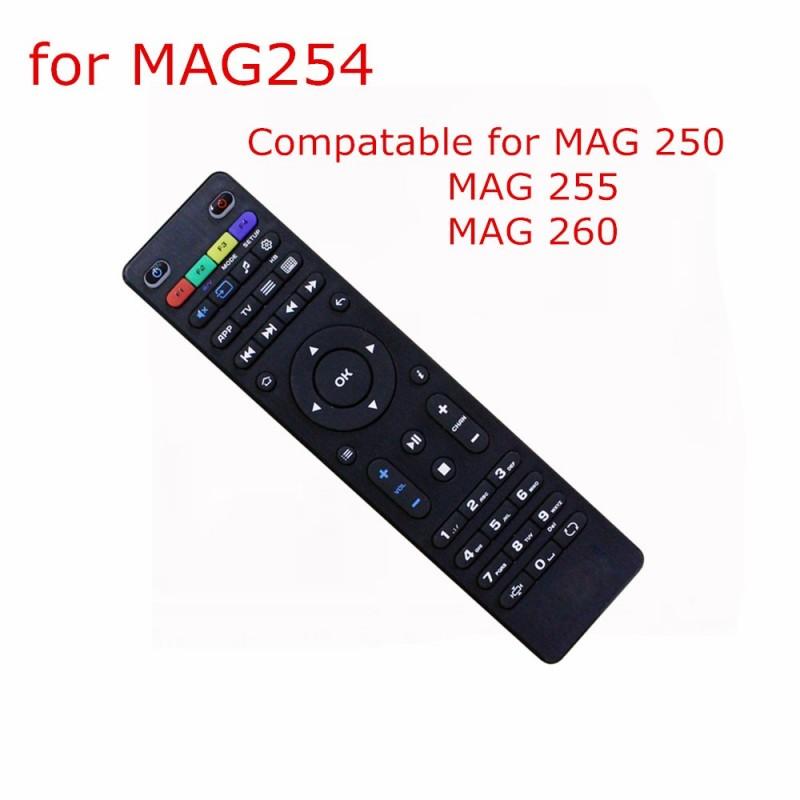 MAG 250 - 254 CONTROL ΤΗΛΕΧΕΙΡΙΣΤΗΡΙΑ