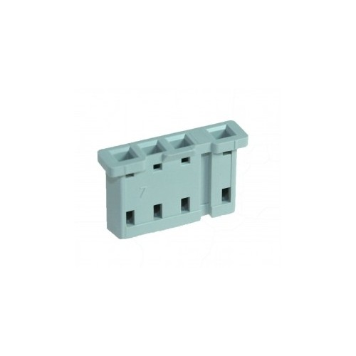 4kv CRIMP CONNECTOR 5.08mm ΘΗΛΥΚΟ 4P