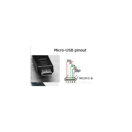 ΚΑΛΩΔΙΟ ΑΡΣΕΝΙΚΟ USB A ΣΕ ΑΡΣΕΝΙΚΟ MICRO USB TYPE B 1,8M