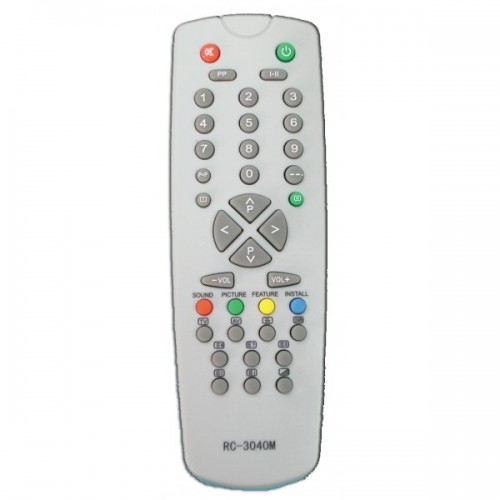 TV CONTROL HITACHI 3040 small