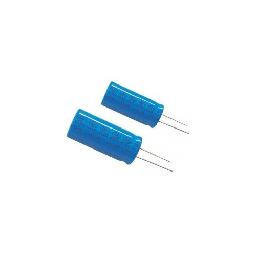Electrolytic capacitor 85°