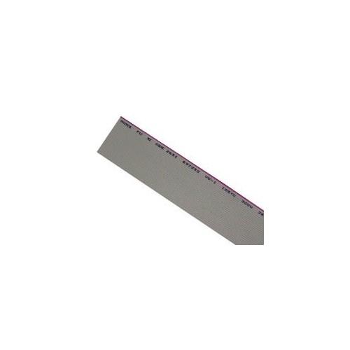 ΚΑΛΩΔΙΟΤΑΙΝΙΑ (FLAT RIBBON CABLE) 26 ΑΓΩΓΩΝ 28AWG ΤΙΜΗ ΜΕΤΡΟΥ