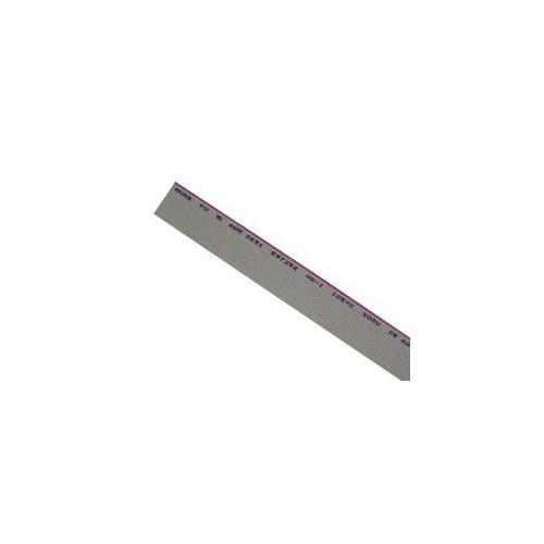 ΚΑΛΩΔΙΟΤΑΙΝΙΑ (FLAT RIBBON CABLE) 14 ΑΓΩΓΩΝ 28AWG ΤΙΜΗ ΜΕΤΡΟΥ
