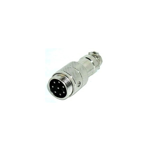 CB CONNECTOR ΓΙΑ ΚΑΛΩΔΙΟ MALE 8 PINS