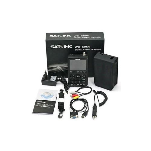 SatLink WS 6906 ΔΟΡΥΦΟΡΙΚΑ