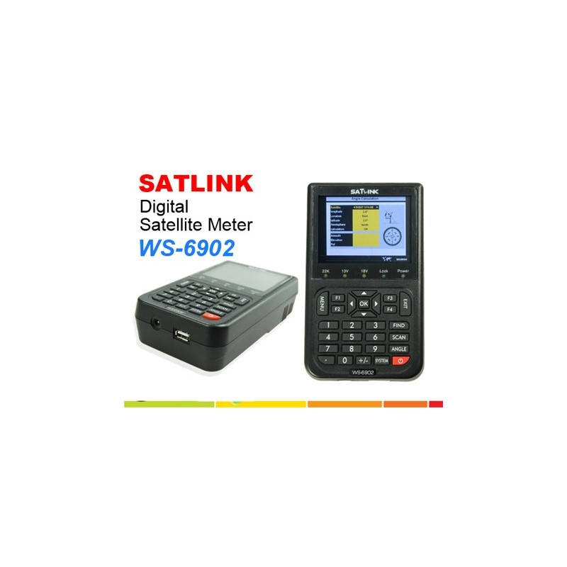 SatLink WS 6902 ΔΟΡΥΦΟΡΙΚΑ