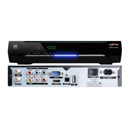 FTA DVB-S2 HD SAT RECEIVER ΔΟΡΥΦΟΡΙΚΟΣ ΔΕΚΤΗΣ