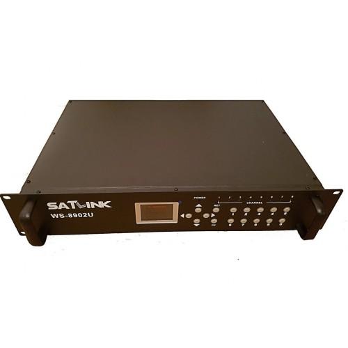 8 ROUTE DBT-T MODULATOR HDMI RCA