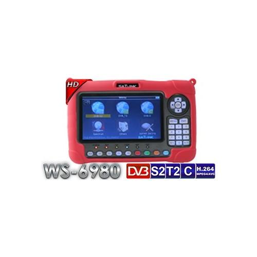 SatLink WS-6980 DVB-S2-T2-C ΔΟΡΥΦΟΡΙΚΑ