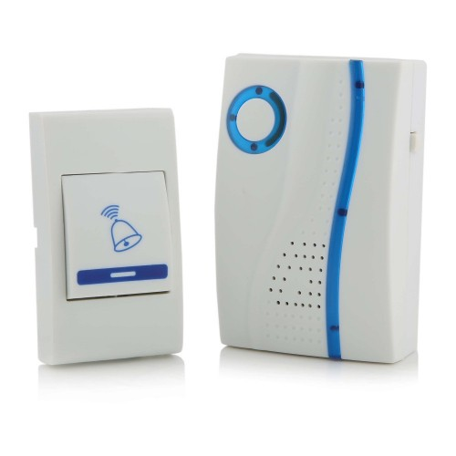 Zhishan Wireless Remote Control Doorbell 230V