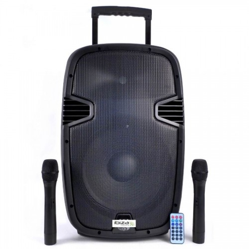 ibiza sound HYBRID12VHF-BT Portable PA Speaker System