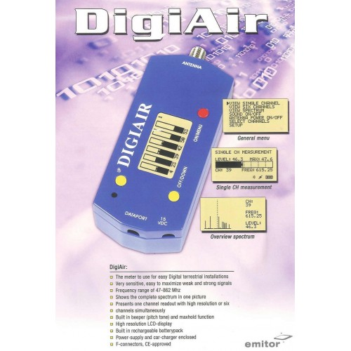 EMITOR DigiAir DVB-T Home