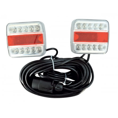 LED TRAILER MAGNETIK SET ΦΑΝΑΡΙΑ